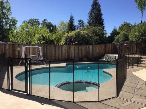Pleasant Hills Pool Fence