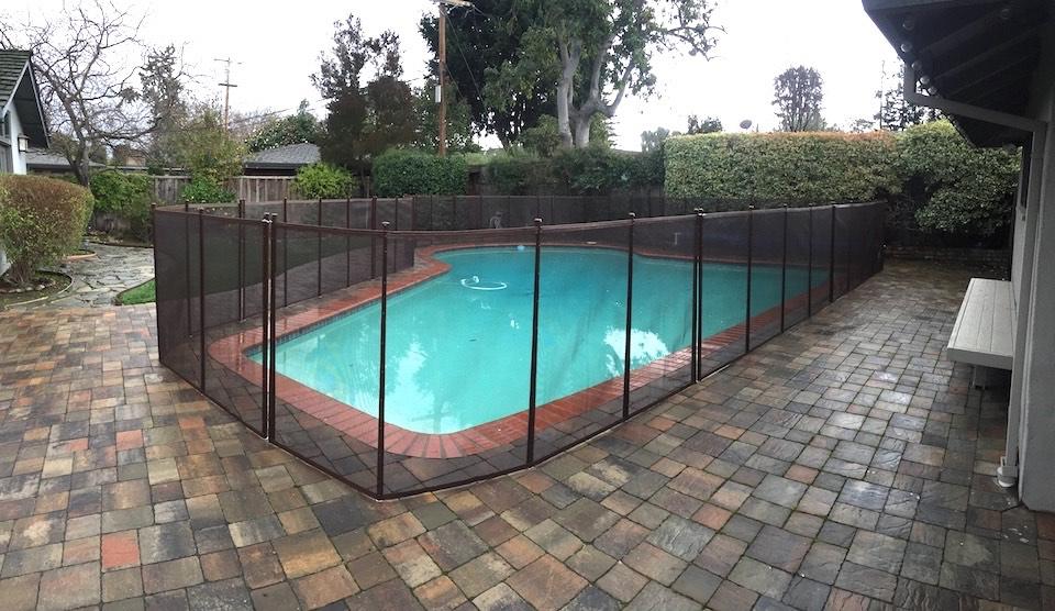 Pool Fences Willow Glenn
