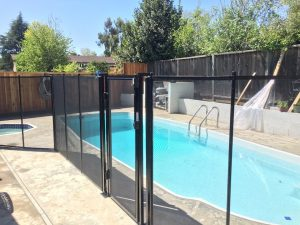 California Pool Fence Sunnyvale Baby Barrier Pool Fence Of San Jose