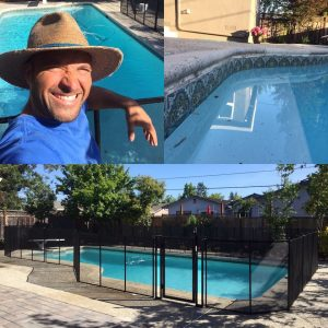 Redwood City Swimming Pool Baby Barrier Pool Fence Of San Jose