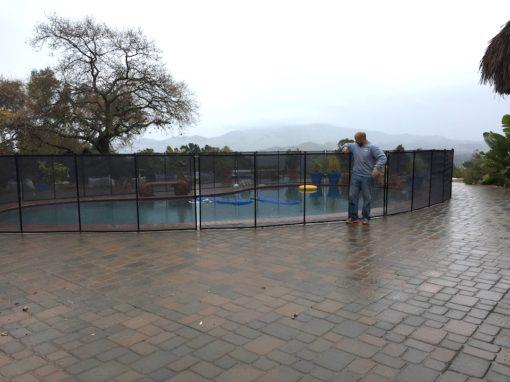 Pool Fence Walnut Creek