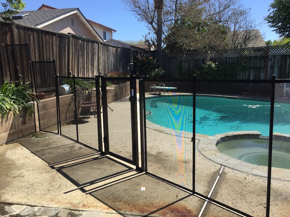 Milpitas Pool Safety Fence