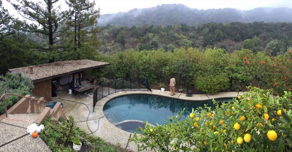 Pool Fence Installation Los Altos