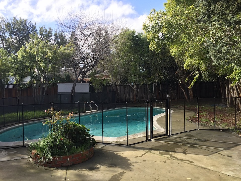 Baby Pool Fence Fremont Baby Barrier 174 Pool Fence Of San Jose