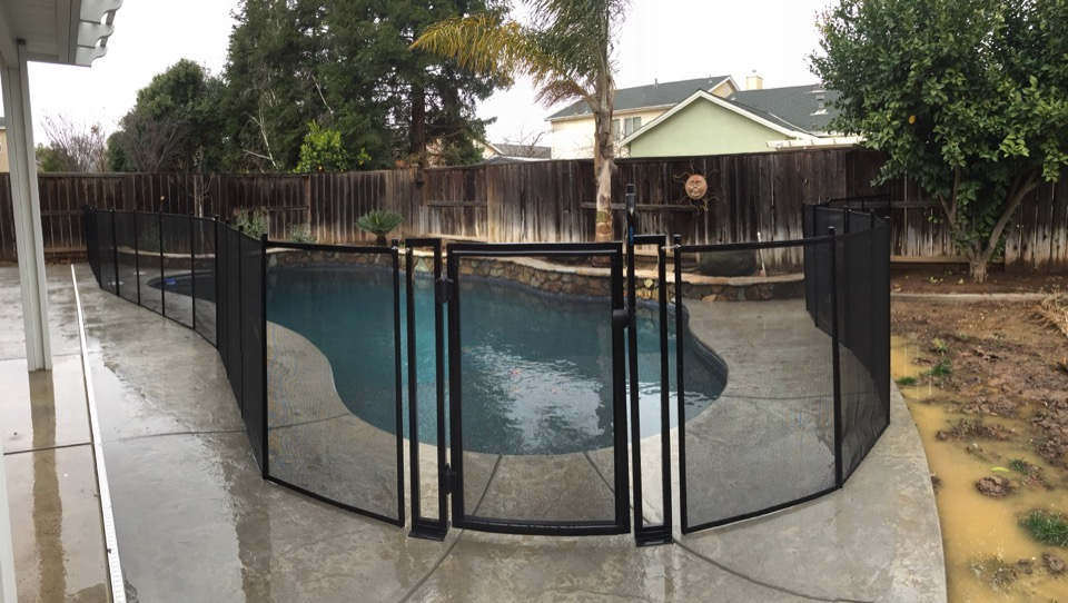 Pool Swimming Safety Modesto