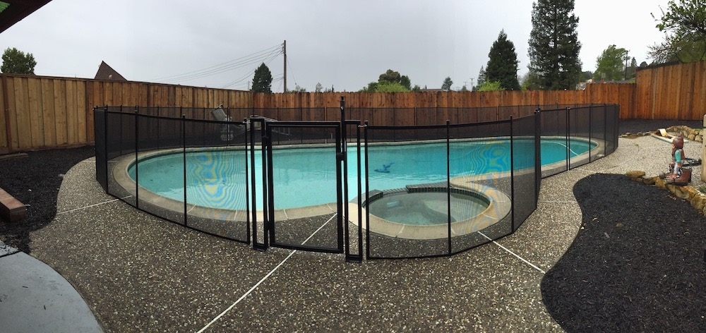 Baby Pool Fence San Jose