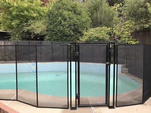 Berkley Pool Fence Baby