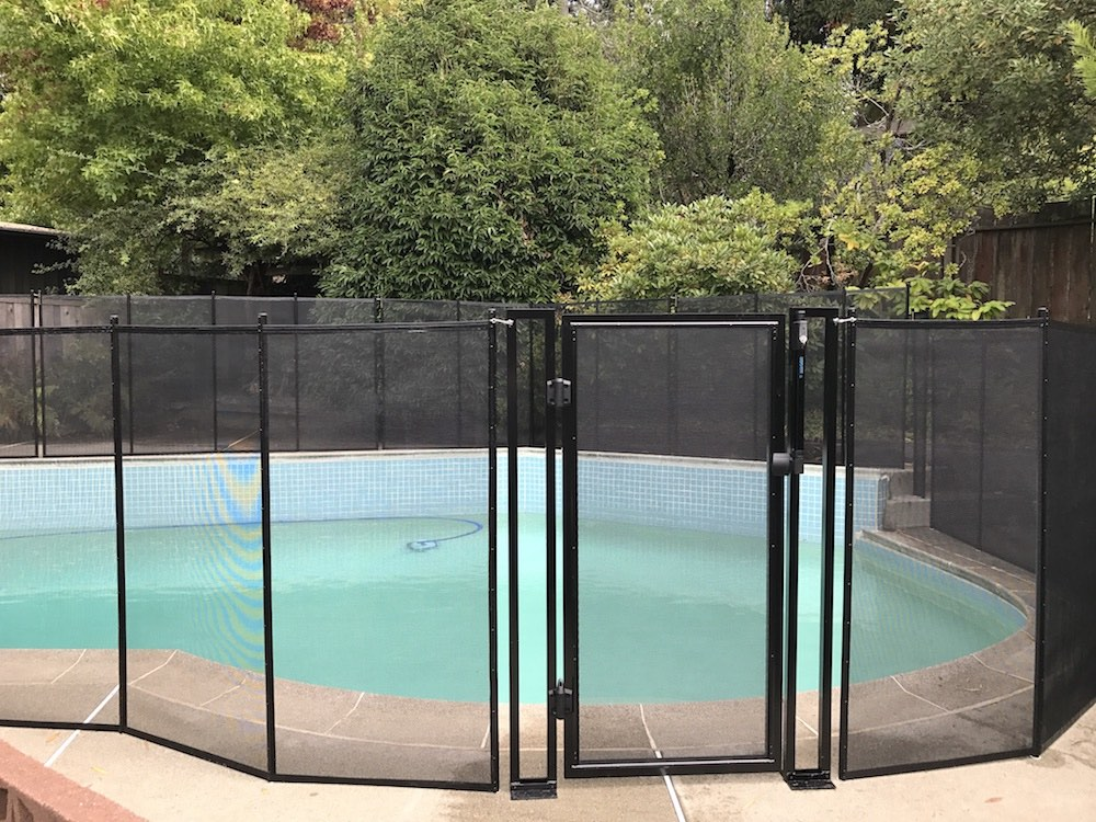 Berkley Pool Fences Baby Guard