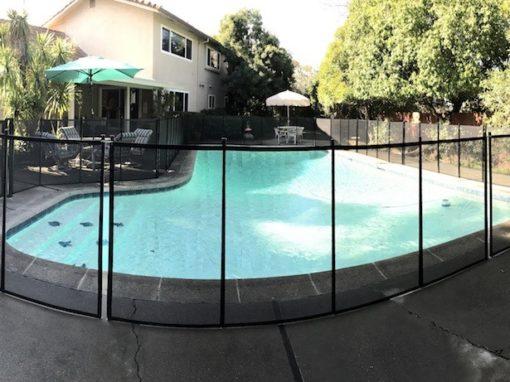 Walnut Creek Swimming Pool Fence
