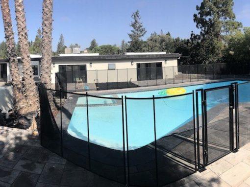 Woodside Pool Fence