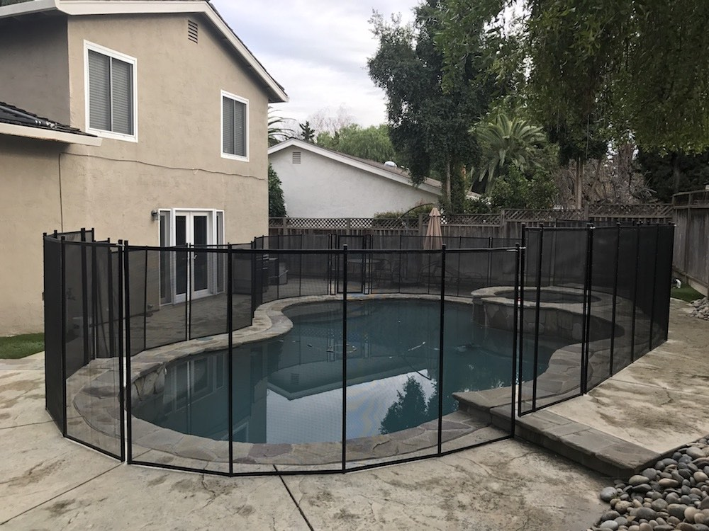 Campbell Pool Fences Swimming Baby Safety
