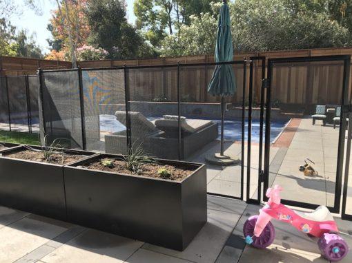Baby Pool Fence Los Altos
