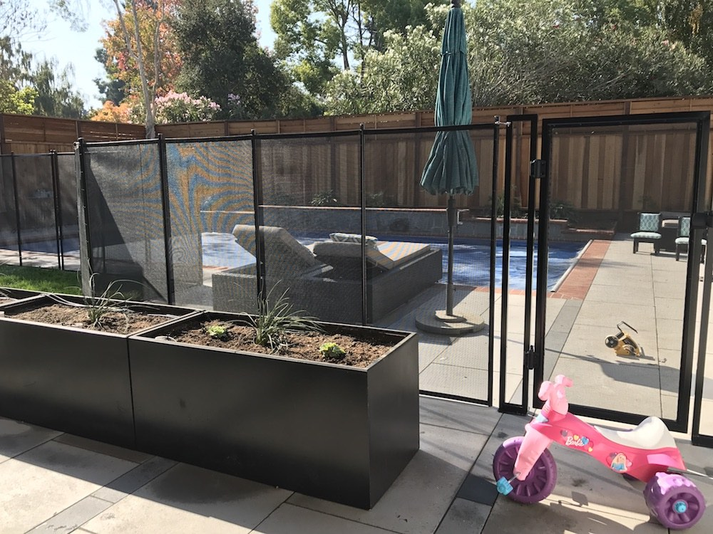 Pool Fences Los Altos Baby Barrier®