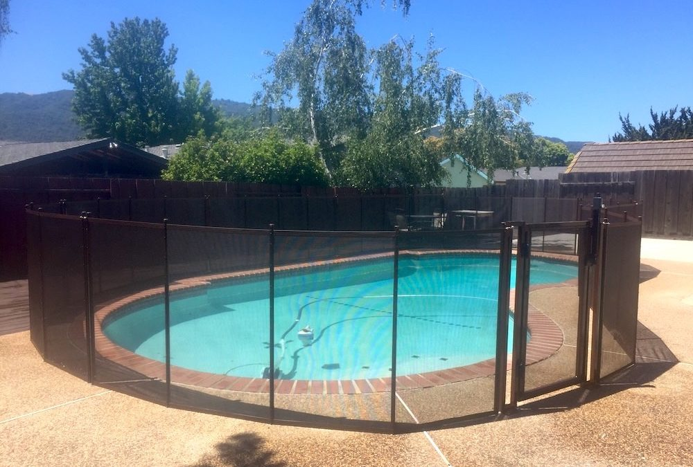 Gilroy Baby Pool Fence