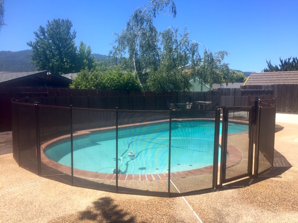 Pool Safety Guardian Swimming Pools