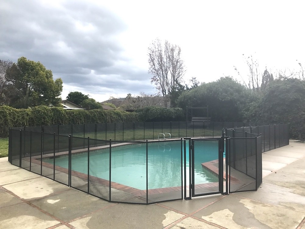 Walnut Creek Baby Pool Fences