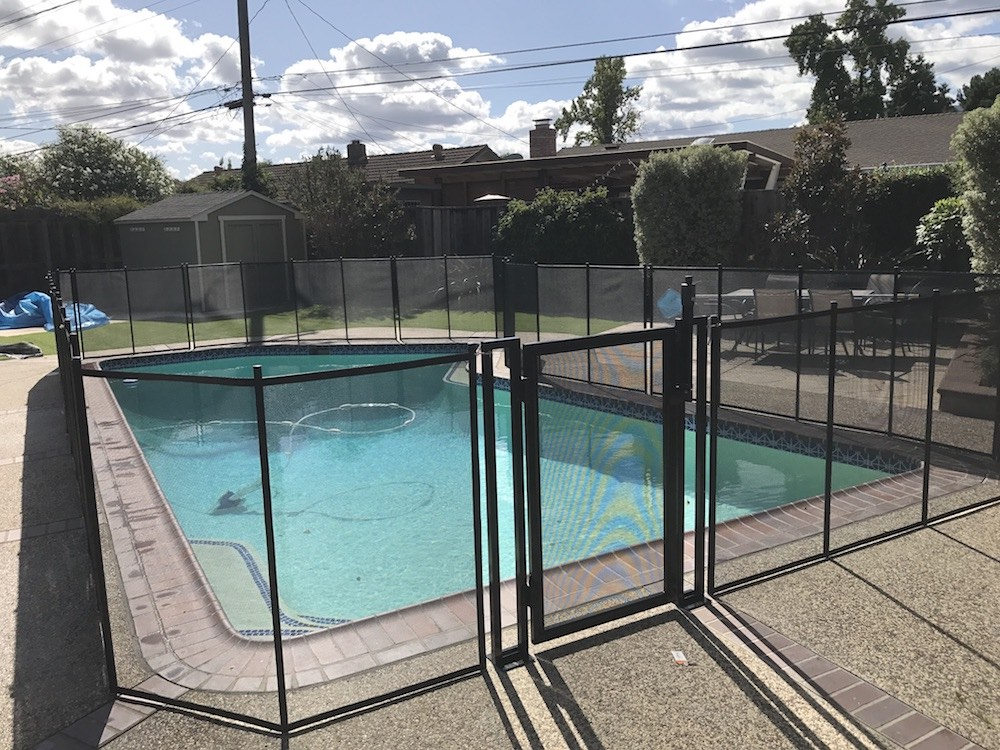 Campbell Pool Fence Swimming Pools