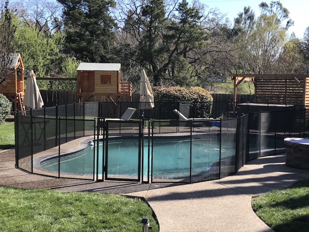 Concord Pool Fence Safety Swimming