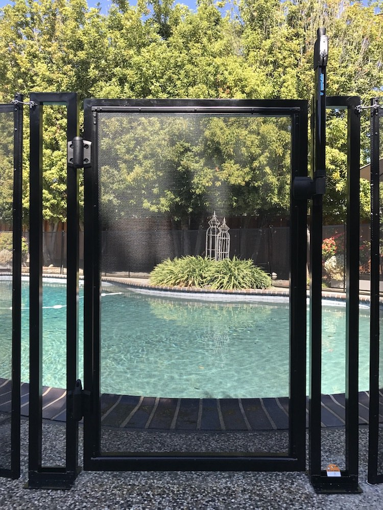 Pool Fences Los Altos Baby Safety