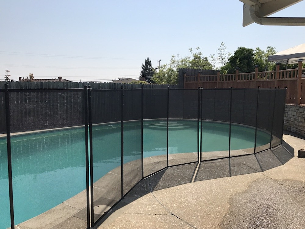 Castro Valley Pool Fence
