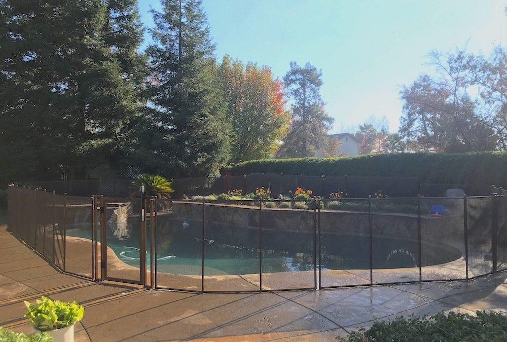 Oakdale Pool Fence