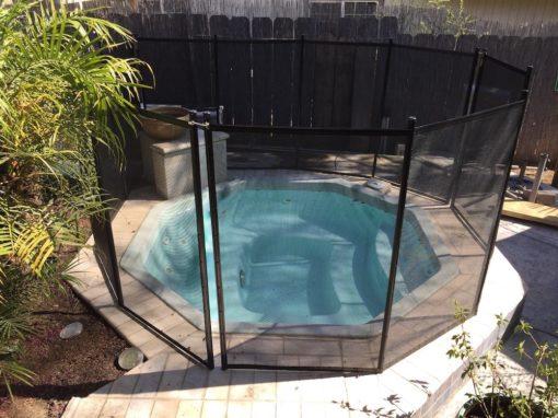 Swimming Pool Fence Modesto