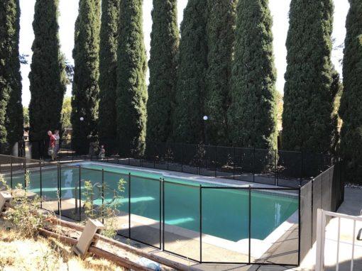 Pool Fence California