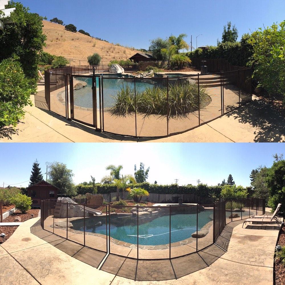 Fremont Pool Fences Swimming