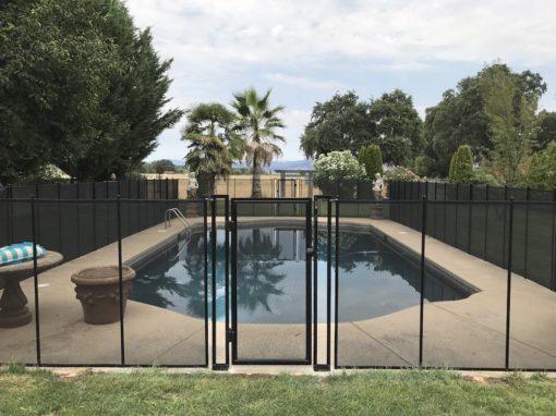 Clear Lake Pool Fence
