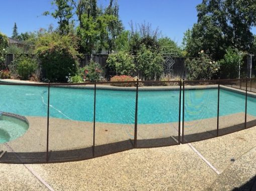 Cupertino Safety Pool Fence