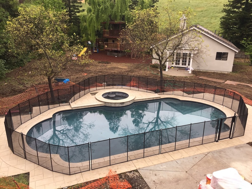 Danville Pool Swimming Fences Safety