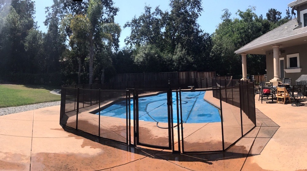 Monte Sereno Pool Swimming Fences Safety