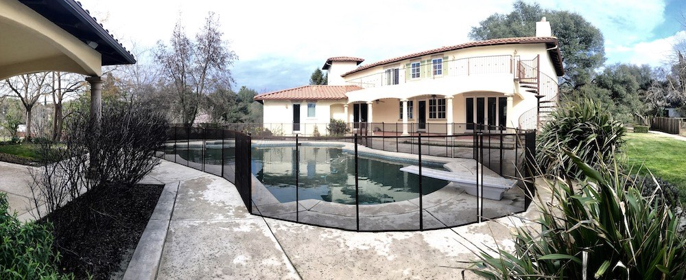 Napa Pool Fences