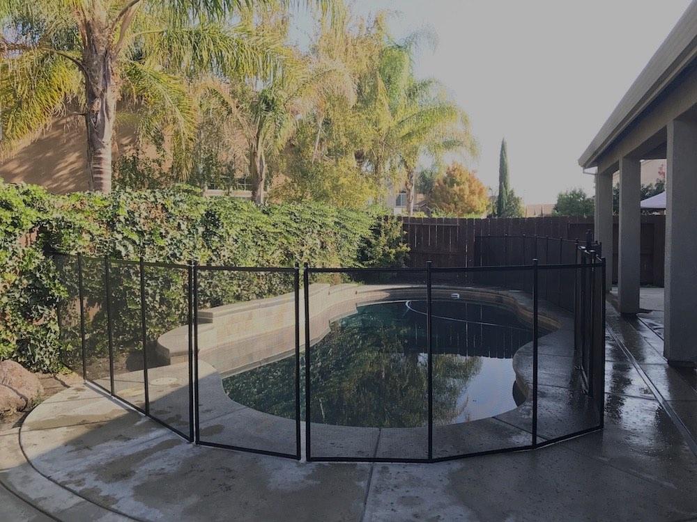 Stockton Pool Fencing