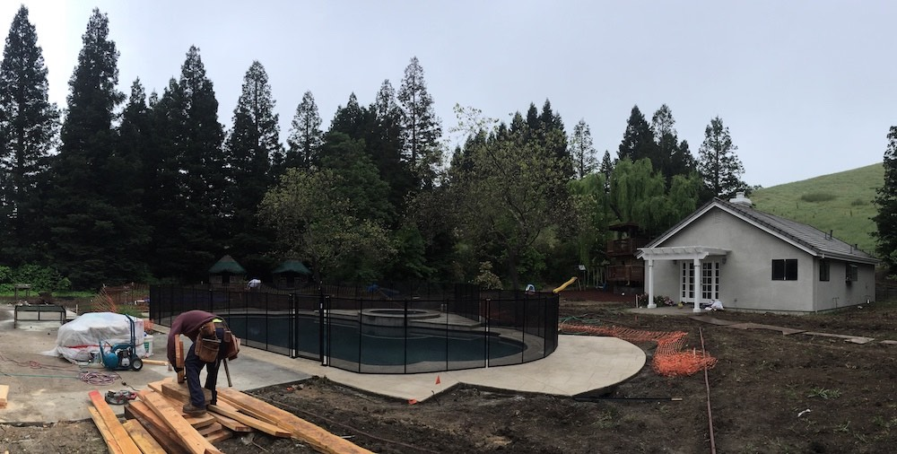 Danville Baby Pool Fences