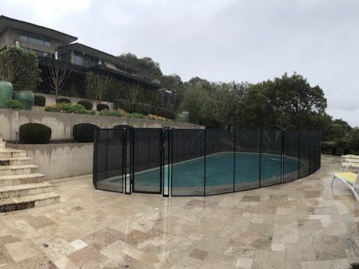 Baby Fence Los Altos