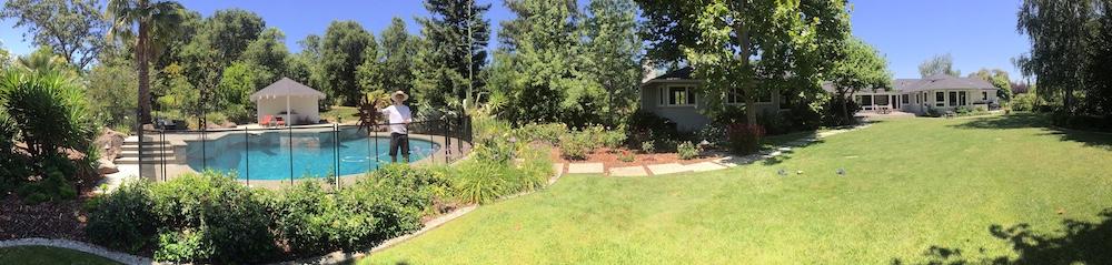 Pool Fences Los Altos California