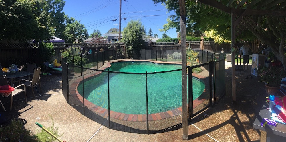 Pool Fences Sunnyvale