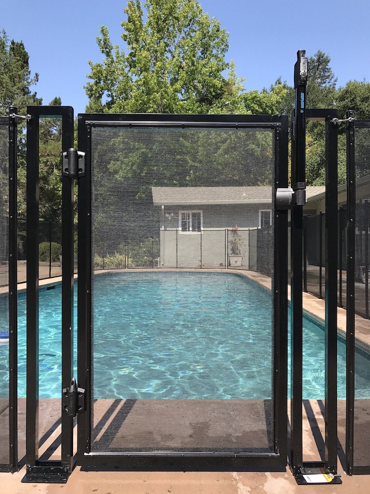 Orinda Pool Fence Swimming Pool