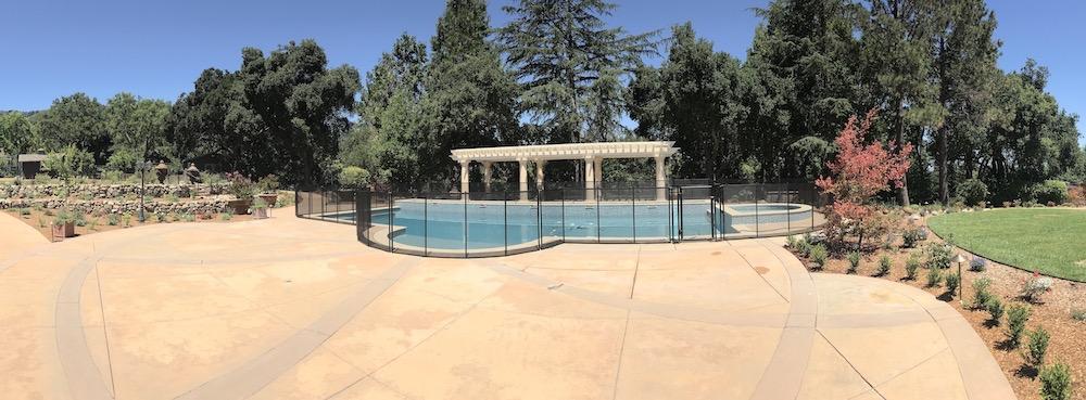 Los Gatos Pool Fences