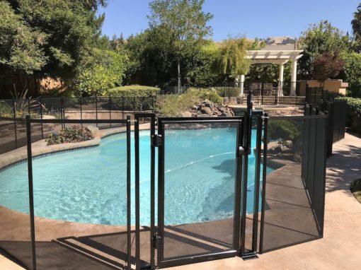 Pool Fences Morgan Hill