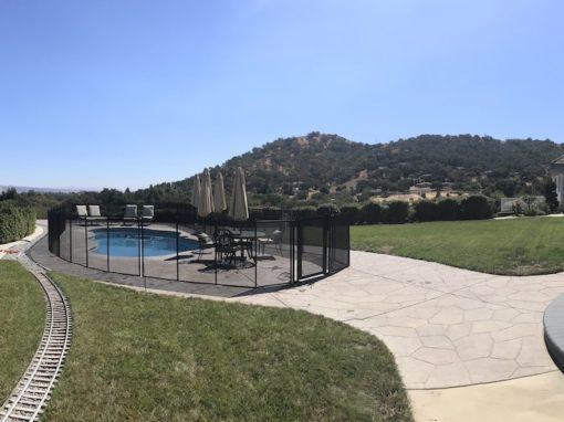 CA Swimming Pool Fences