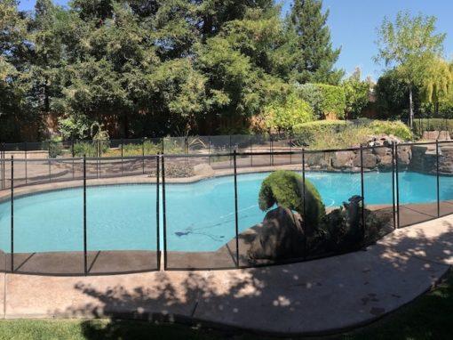 Pool Fence Morgan Hill, CA