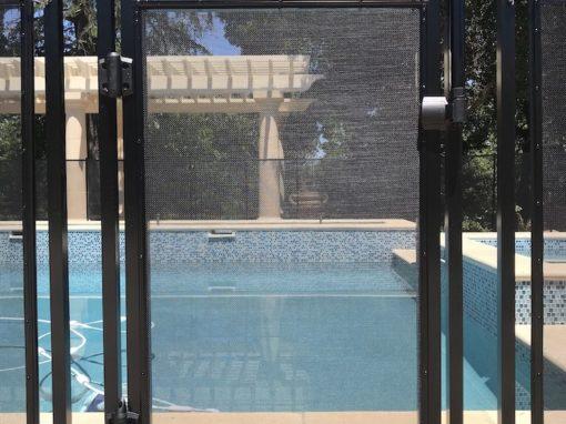 Modesto Baby Pool Fence