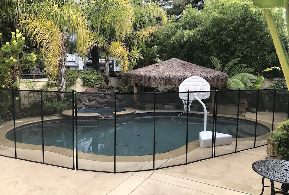 Pool Fence Bay Area