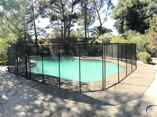 Vallejo Pool Fence
