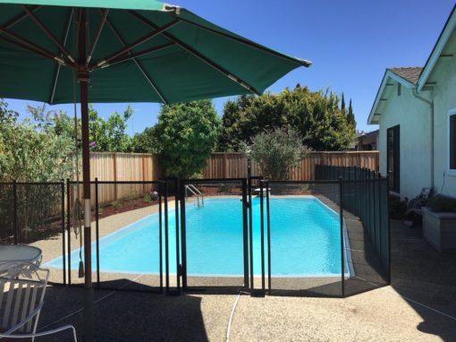 Pool Fence Alamo