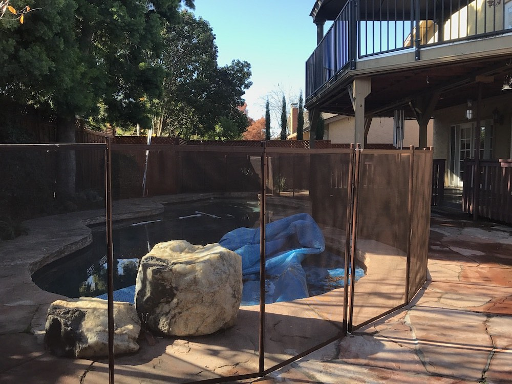 Foster City Safety Pool Fence