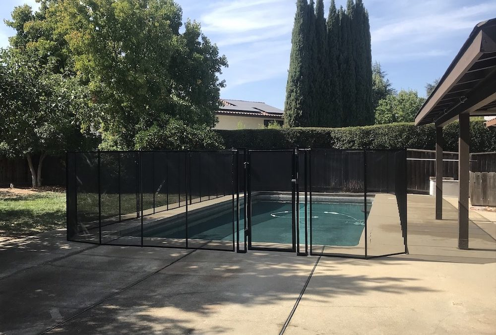 Baby Pool Fencing