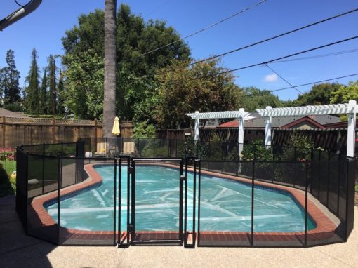 Pleasant Hills Pool Safety Fence